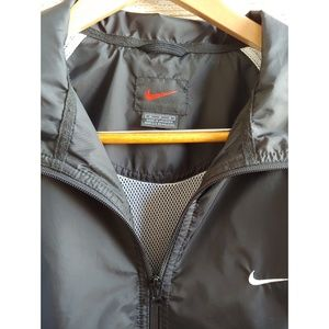Nike Jackets & Coats - Vintage Nike Black & White Windbreaker Jacket M